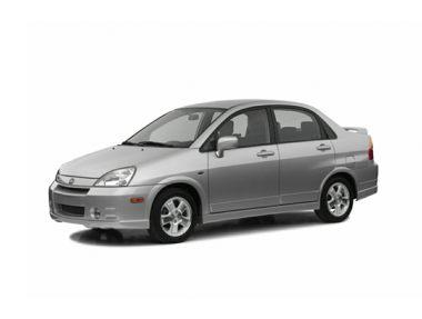 2003 Suzuki Aerio Sedan