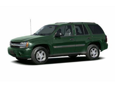 2004 Chevrolet TrailBlazer SUV