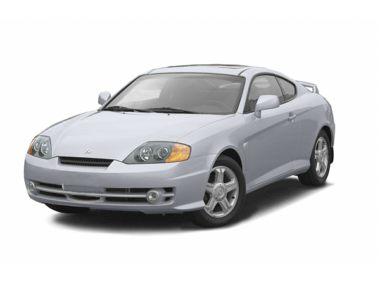 2004 Hyundai Tiburon Coupe