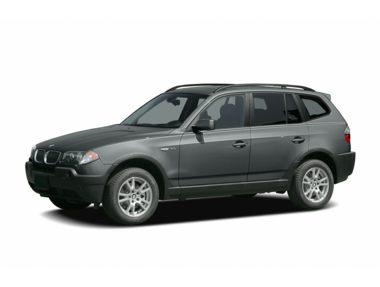 2005 BMW X3 SUV