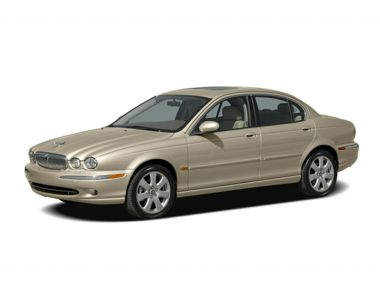 2005 Jaguar X-TYPE Sedan