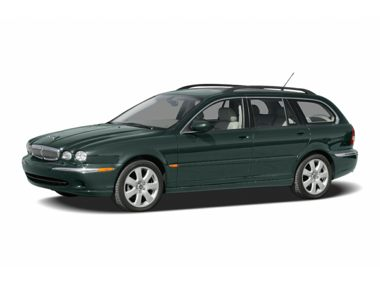2005 Jaguar X-TYPE Wagon