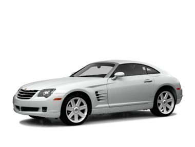 2006 Chrysler Crossfire Coupe