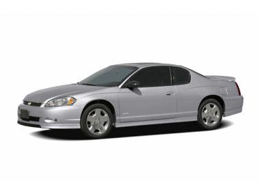 2006 Chevrolet Monte Carlo Coupe