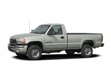 2006 GMC Sierra 2500HD Truck