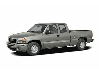 2006 GMC Sierra 1500 Hybrid Truck