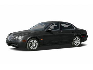 2006 Jaguar S-TYPE Sedan