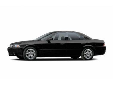 2006 Lincoln LS Sedan