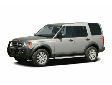 2006 Land Rover LR3 SUV