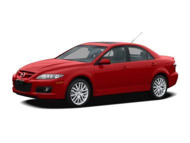 2006 Mazda MazdaSpeed6 Sedan