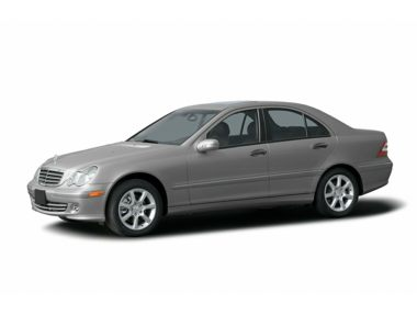 2006 Mercedes-Benz C-Class Sedan