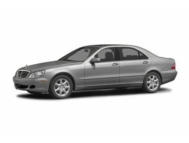2006 Mercedes-Benz S-Class Sedan