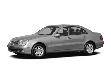 2006 Mercedes-Benz E-Class Sedan