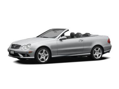 2006 Mercedes-Benz CLK-Class Convertible
