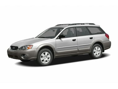 2006 Subaru Outback Wagon