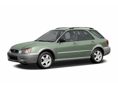 2006 Subaru Impreza Outback Sport Wagon
