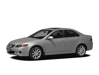 2007 Acura TSX Sedan