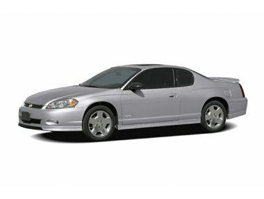 2007 Chevrolet Monte Carlo Coupe