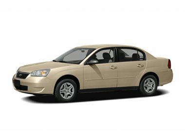 2007 Chevrolet Malibu Sedan