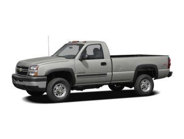 2007 Chevrolet Silverado 3500 Classic Truck