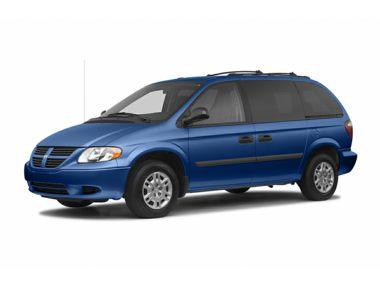 2007 Dodge Caravan Van