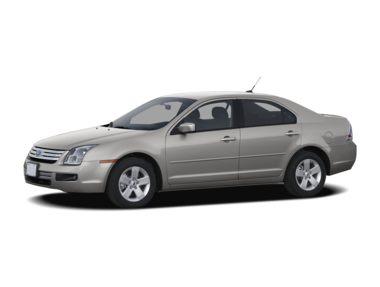 2007 Ford Fusion Sedan