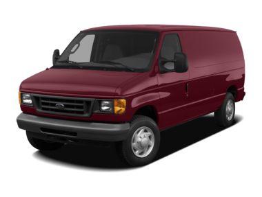 2007 Ford E-150 Van