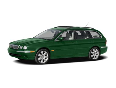 2007 Jaguar X-TYPE Wagon