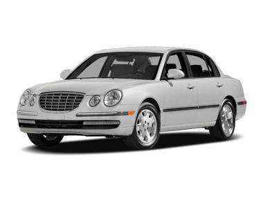 2007 Kia Amanti Sedan