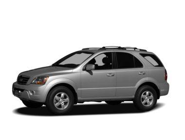 2007 Kia Sorento SUV