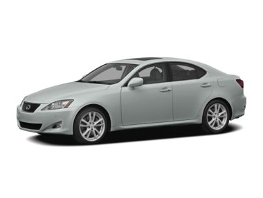 2007 Lexus IS 350 Sedan