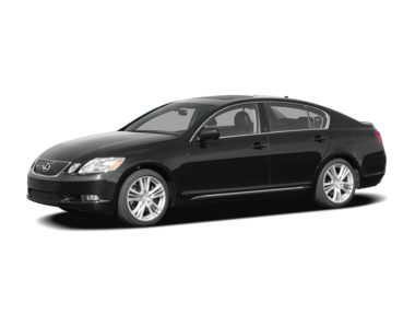 2007 Lexus GS 450h Sedan