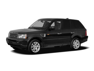 2007 Land Rover Range Rover SUV
