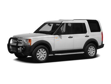 2007 Land Rover LR3 SUV