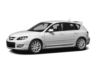 2007 Mazda Mazdaspeed3 Hatchback