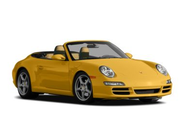 2007 Porsche 911 Convertible