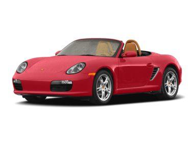 2007 Porsche Boxster Convertible