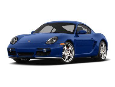 2007 Porsche Cayman S Coupe
