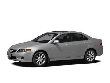 2008 Acura TSX Sedan