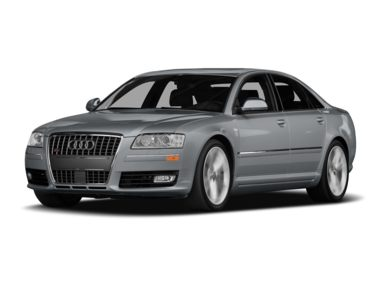 2008 Audi S8 Sedan