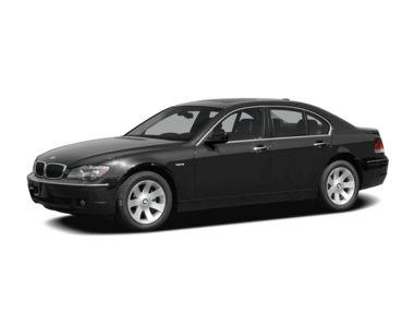 2008 BMW 750 Sedan