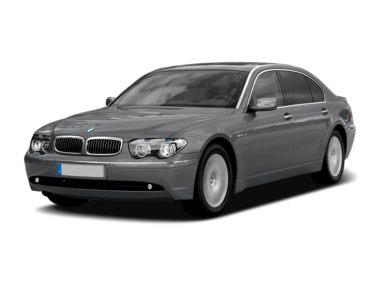 2008 BMW 760 Sedan