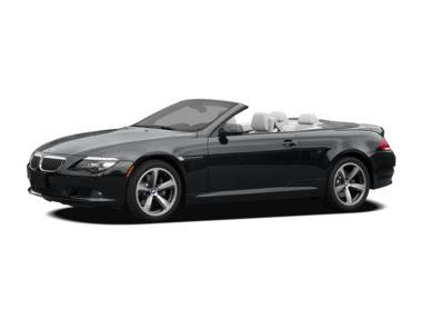 2008 BMW 650 Convertible