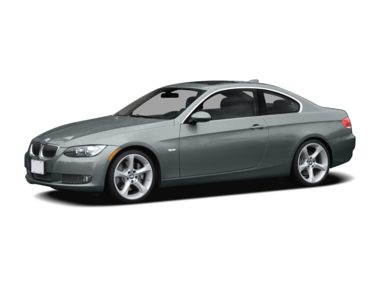 2008 BMW 335 Coupe
