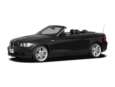 2008 BMW 135 Convertible