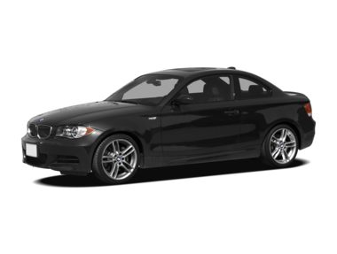 2008 BMW 135 Coupe