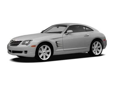 2008 Chrysler Crossfire Coupe