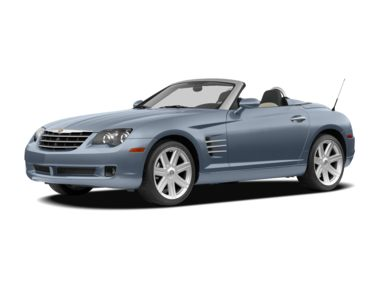 2008 Chrysler Crossfire Convertible
