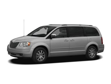 2008 Chrysler Town & Country Van