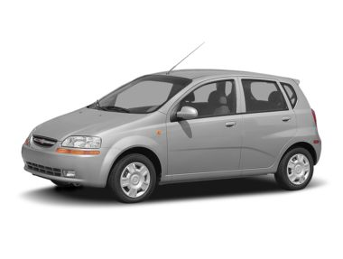 2008 Chevrolet Aveo 5 Hatchback